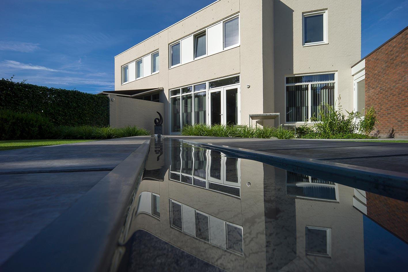 portfolio Verhagen Hoveniers website
