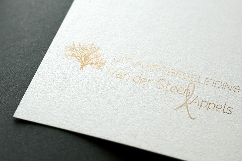 huisstijl visitekaartje briefpapier zijlmans