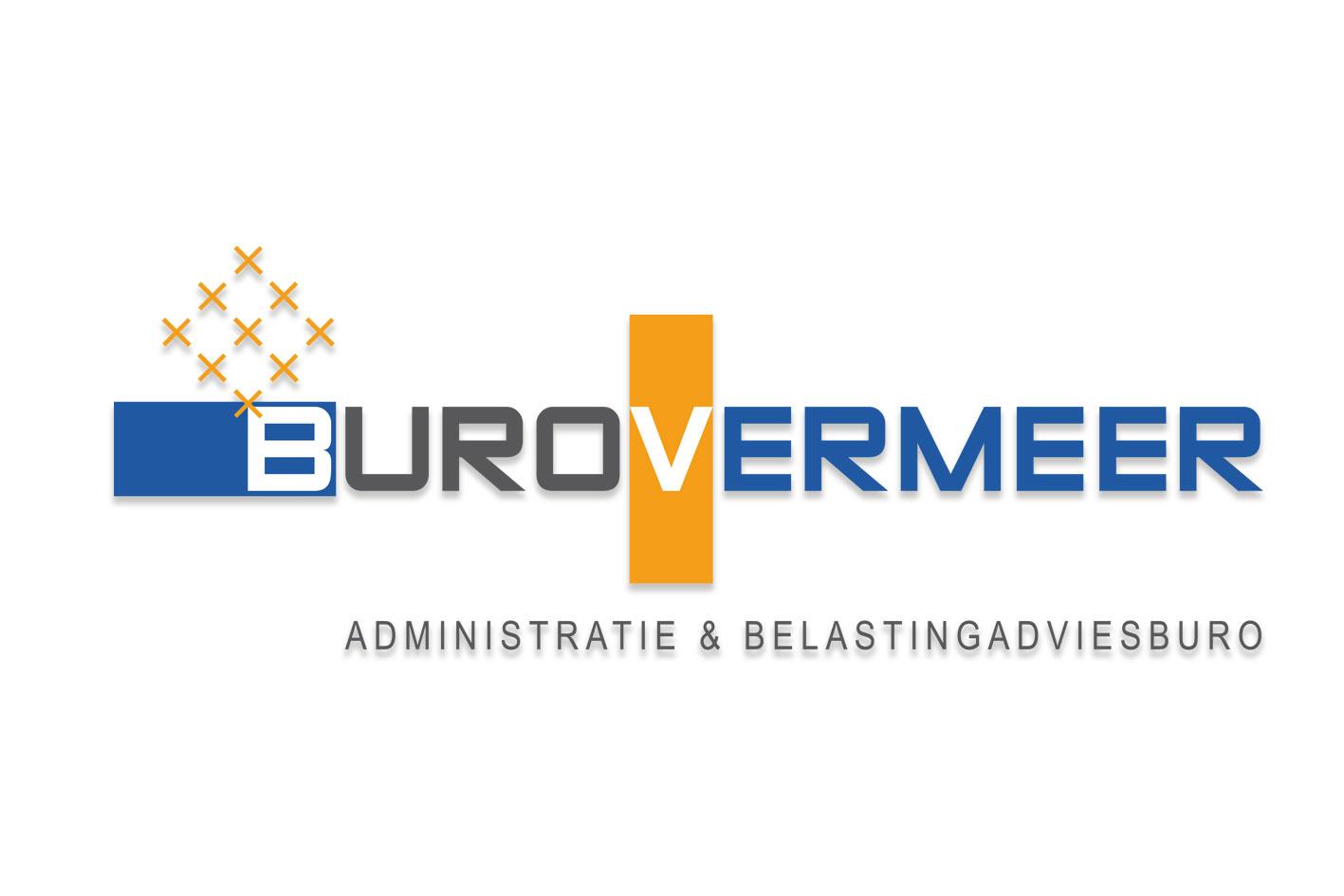 ontwerp logo buro vermeer